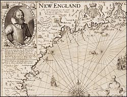 New England the most remarqueable parts ... London, 1616.